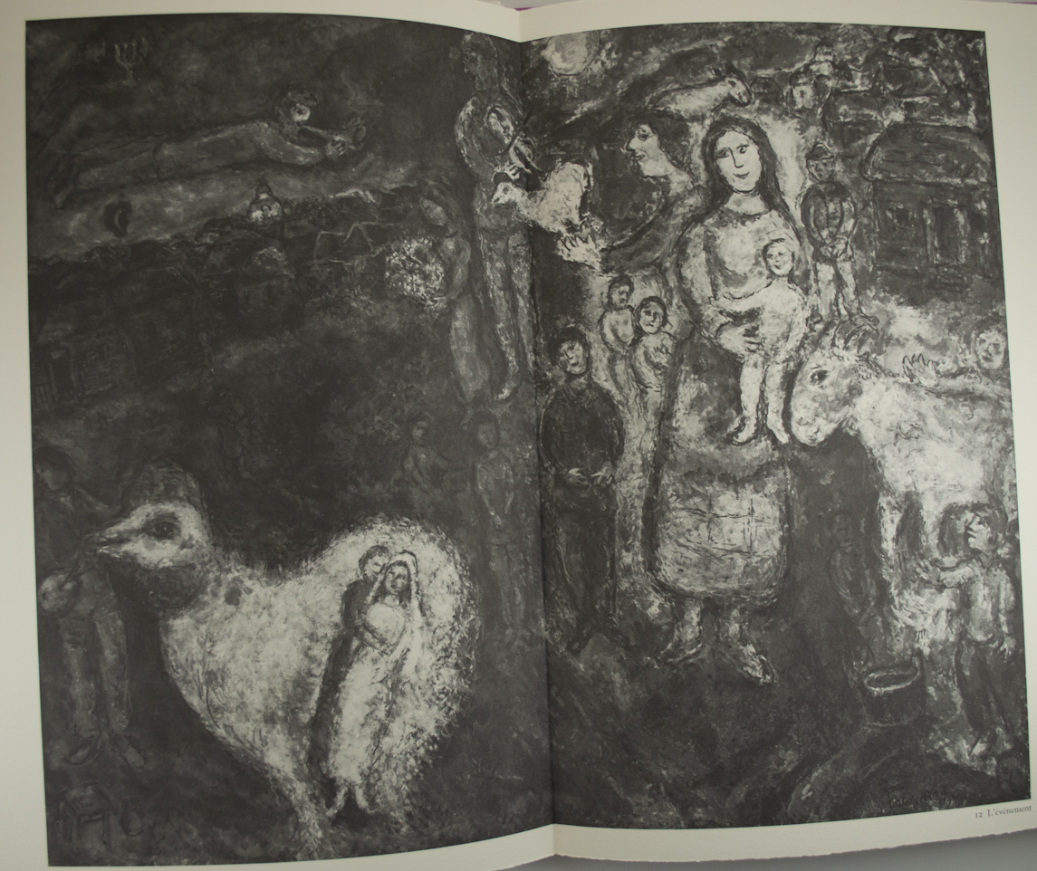 Chagall marc derri re le miroir no 235 octobre 1979 for Maeght derriere le miroir