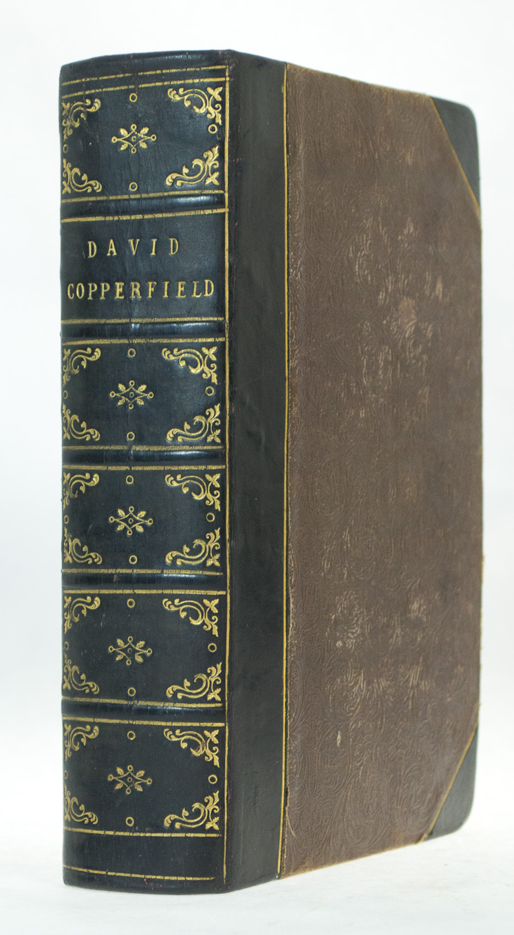 DICKENS, Charles. - Personal History of David Copperfield.